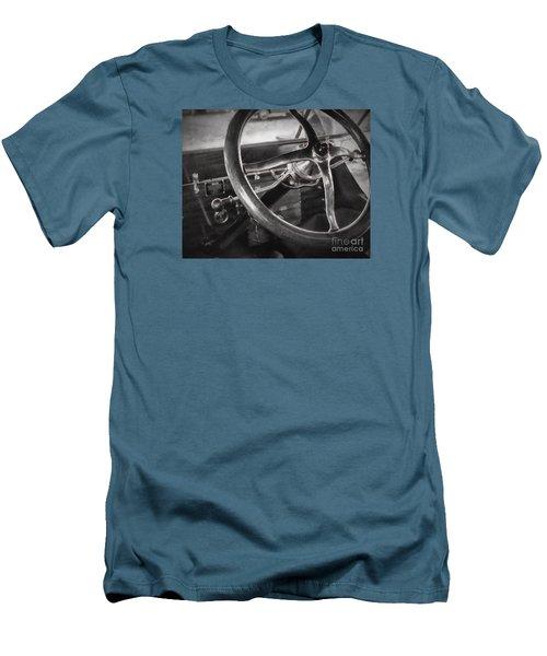 Big Wheel Men's T-Shirt (Athletic Fit)