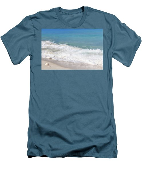 Bimini Wave Sequence 6 Men's T-Shirt (Athletic Fit)
