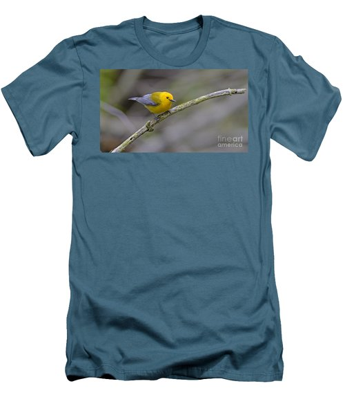 Birder's Dream Men's T-Shirt (Athletic Fit)