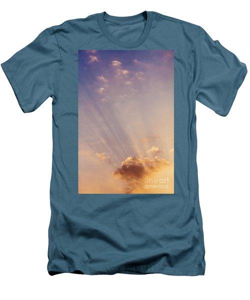 Morning Has Broken Men's T-Shirt (Slim Fit)