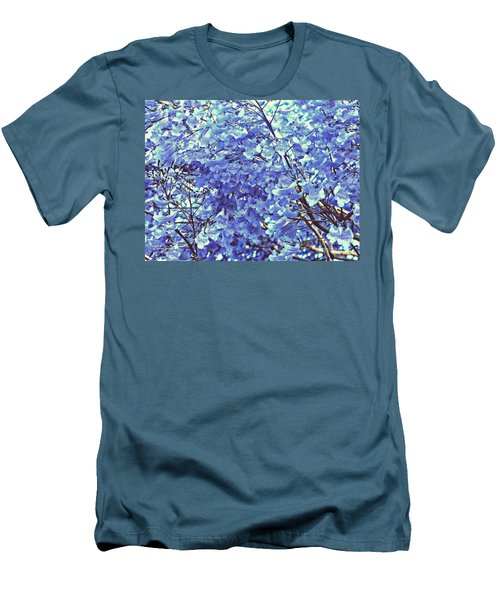 Blossom Bliss Men's T-Shirt (Athletic Fit)