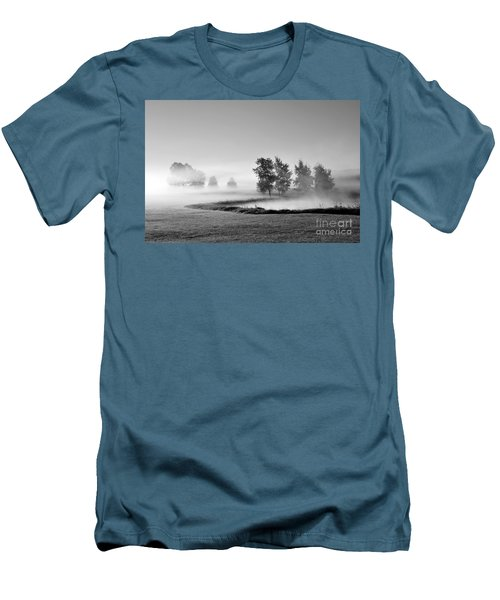 Men's T-Shirt (Slim Fit) featuring the photograph Blown Away by Terri Gostola