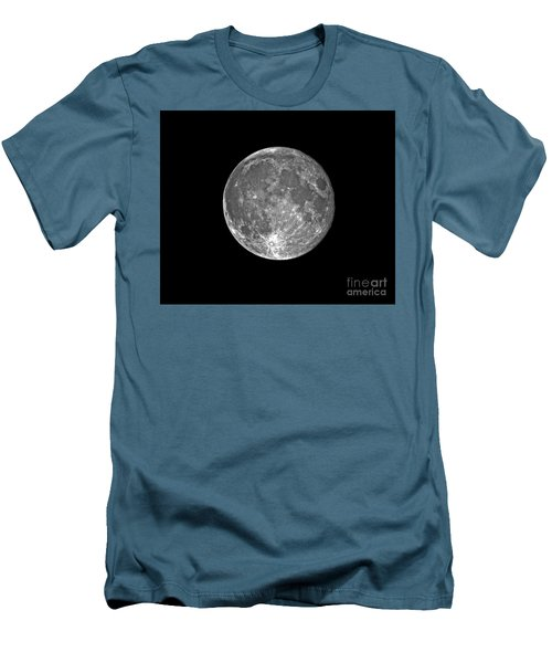 Blue Moon 07/31/2015 Men's T-Shirt (Athletic Fit)