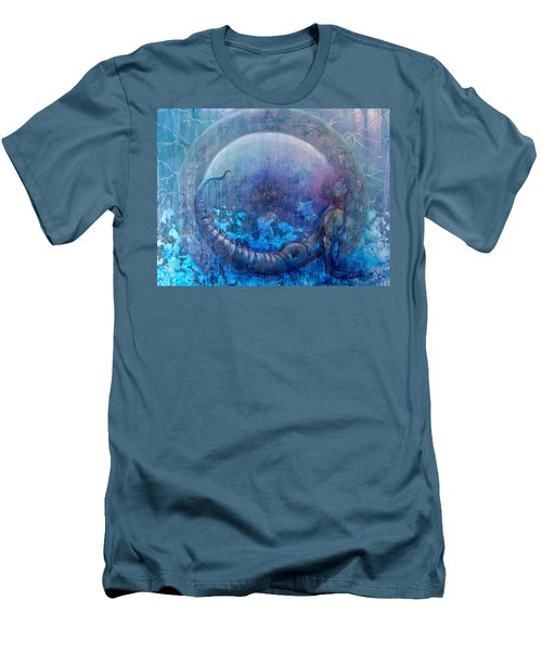 Bluestargate Men's T-Shirt (Athletic Fit)