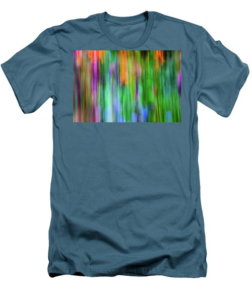 Blurred #1 Men's T-Shirt (Athletic Fit)