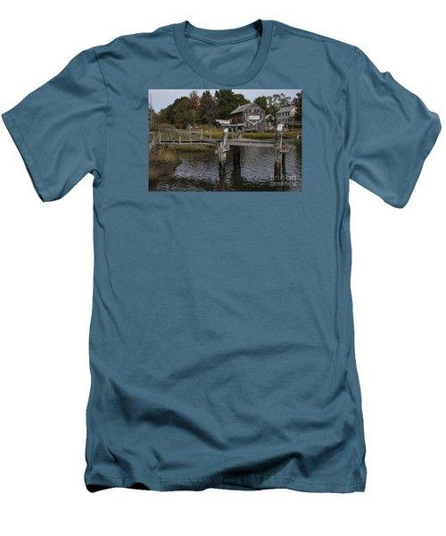 Boat House Men's T-Shirt (Athletic Fit)