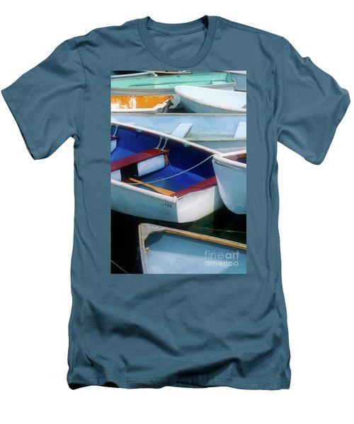 Boat Lot Men's T-Shirt (Athletic Fit)