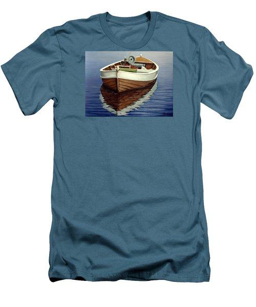 Boat Men's T-Shirt (Athletic Fit)