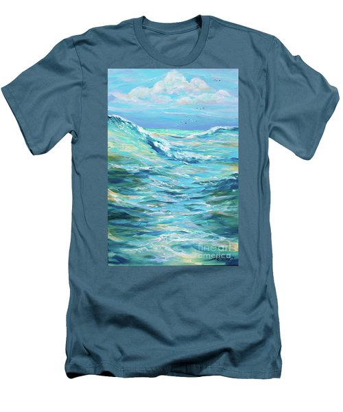 Bodysurfing Afternoon Men's T-Shirt (Athletic Fit)