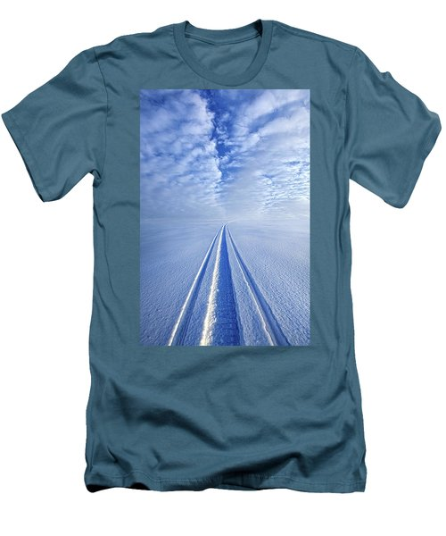 Men's T-Shirt (Slim Fit) featuring the photograph Boundless Infinitude by Phil Koch