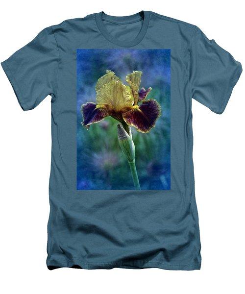 Vintage Boy Wonder Iris Men's T-Shirt (Athletic Fit)