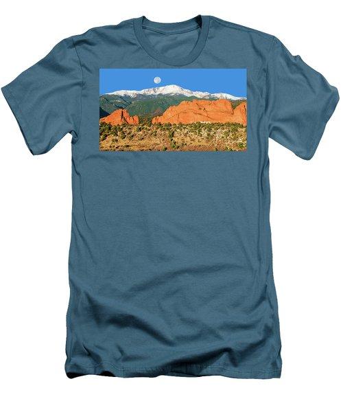 Brahma, The Hindu Creator God Men's T-Shirt (Athletic Fit)