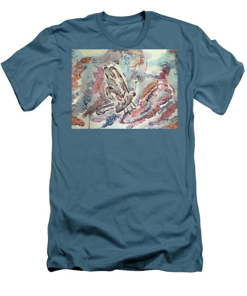 Break Free Men's T-Shirt (Slim Fit) by Jason Nicholas