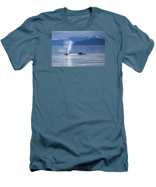 Breath Of A Whale Men's T-Shirt (Athletic Fit)