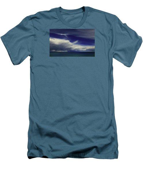 Brewing Up A Storm Men's T-Shirt (Athletic Fit)