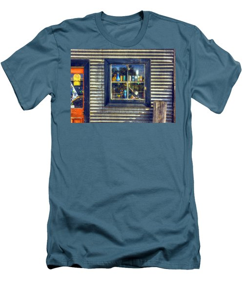 Men's T-Shirt (Slim Fit) featuring the photograph Bric-a-brac by Wayne Sherriff