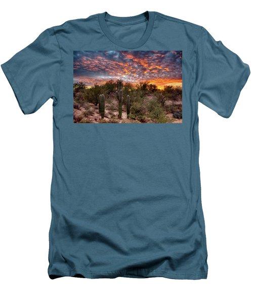 Bright Spot Men's T-Shirt (Athletic Fit)