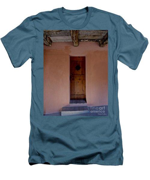Brisighella- Single Door Men's T-Shirt (Athletic Fit)