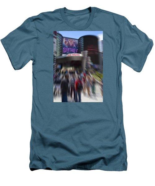Britney Men's T-Shirt (Slim Fit)
