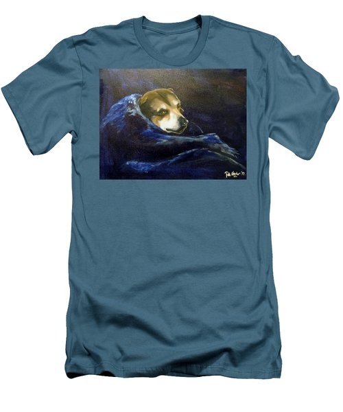 Buddy Rest In Peace Men's T-Shirt (Athletic Fit)