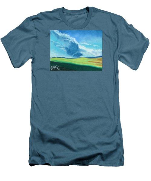 Ca Plains Men's T-Shirt (Athletic Fit)