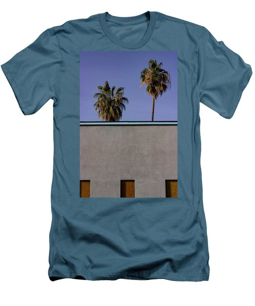 California Rooftop Men's T-Shirt (Athletic Fit)