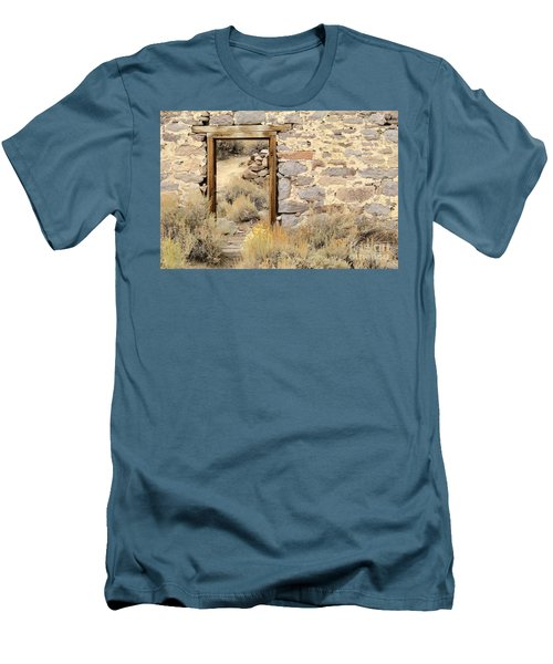 Doorway To Nowhere Men's T-Shirt (Athletic Fit)