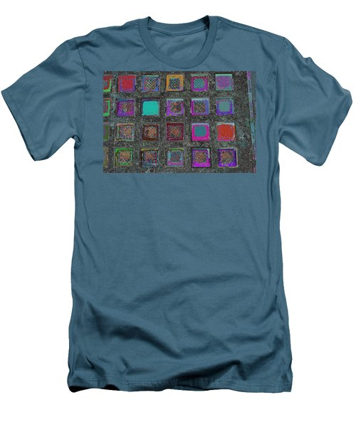 can U see from down there Men's T-Shirt (Athletic Fit)