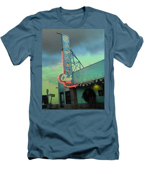 Carlos Club Men's T-Shirt (Athletic Fit)