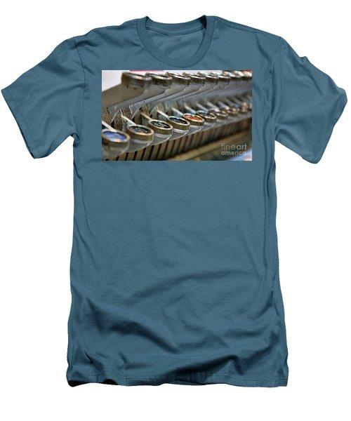 Cash Only Please....lol Men's T-Shirt (Slim Fit) by John S