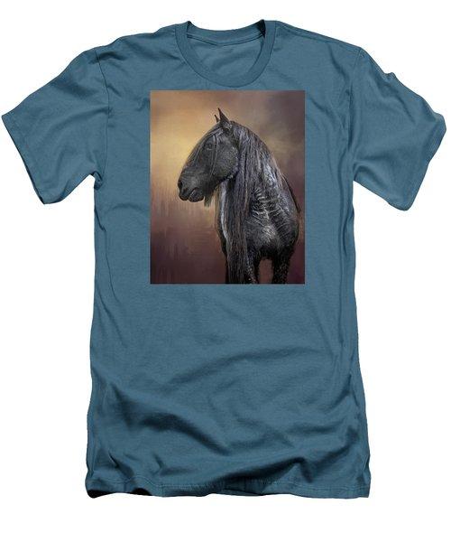 Castle Light Men's T-Shirt (Athletic Fit)