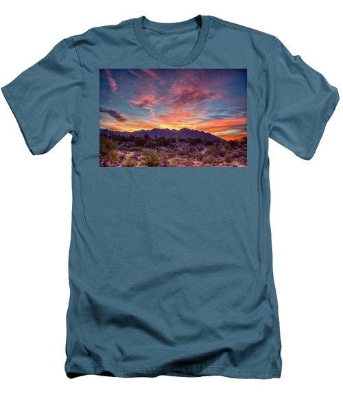 Catalina Skies Men's T-Shirt (Athletic Fit)