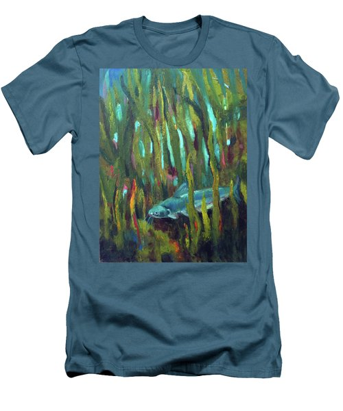 Catfish Men's T-Shirt (Slim Fit)