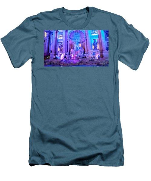 Ceasars Palace Forum Shops Men's T-Shirt (Athletic Fit)