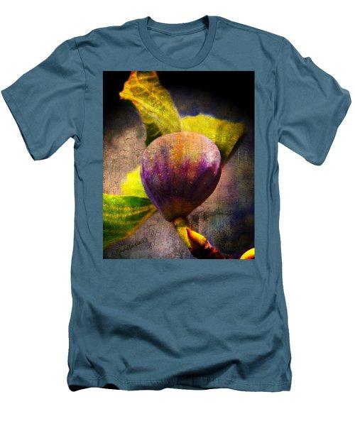 Celeste Fig Men's T-Shirt (Athletic Fit)