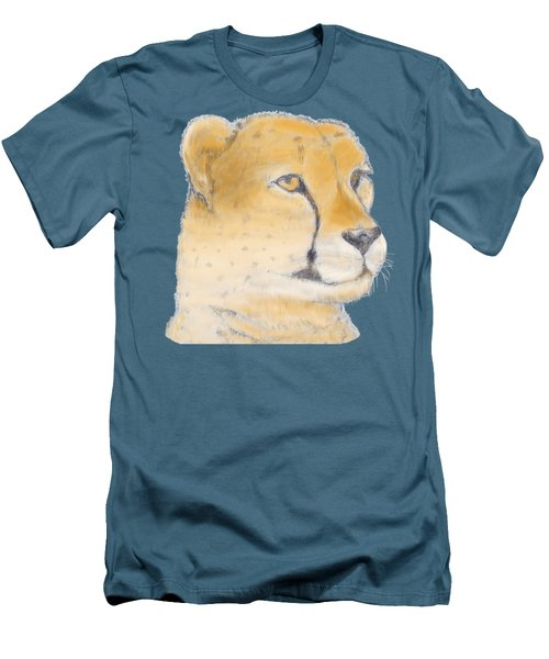 Cheetah 3 Men's T-Shirt (Athletic Fit)