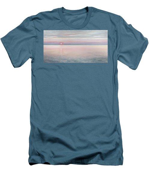 Chesapeake Sunset Men's T-Shirt (Athletic Fit)