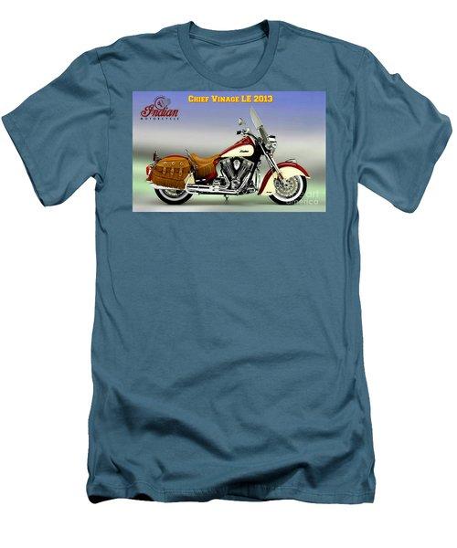 Chief Vintage Le 2013 Men's T-Shirt (Athletic Fit)