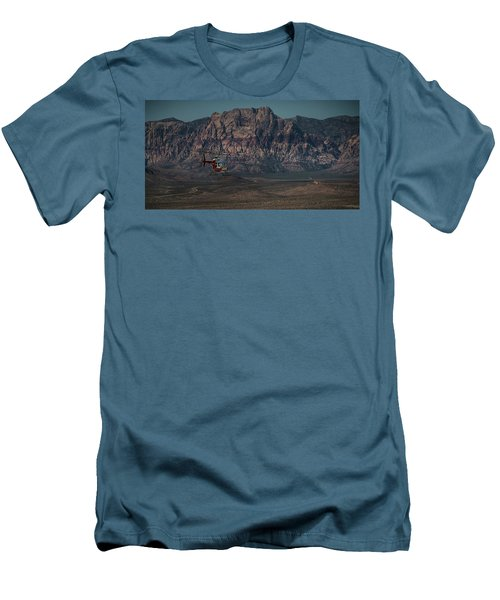 Chopper 13-1 Men's T-Shirt (Athletic Fit)