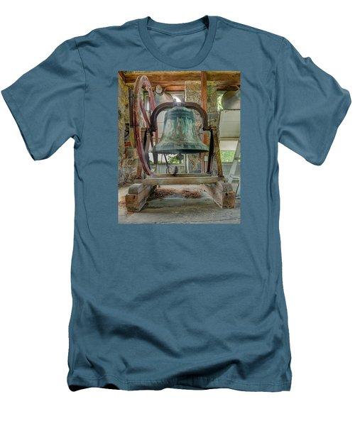 Church Bell 1783 Men's T-Shirt (Slim Fit) by Jim Proctor