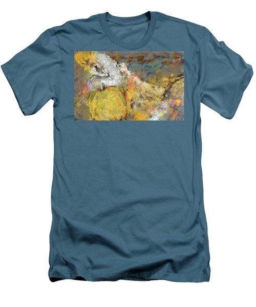Cinderella Men's T-Shirt (Slim Fit) by Alex Galkin