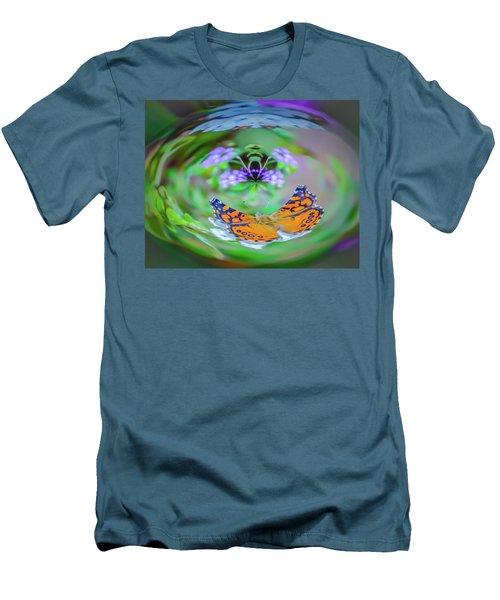 Circularity Men's T-Shirt (Slim Fit) by Mark Dunton