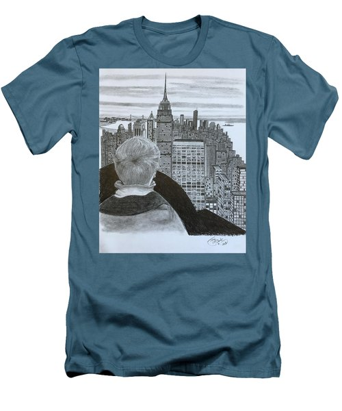 City View  Men's T-Shirt (Athletic Fit)