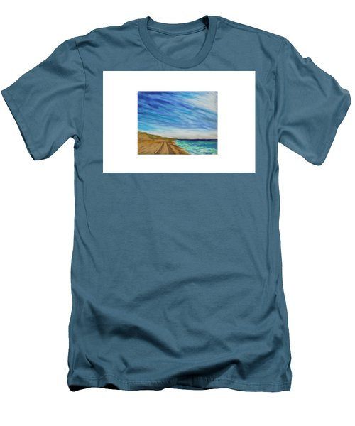 Clammin Home Men's T-Shirt (Athletic Fit)