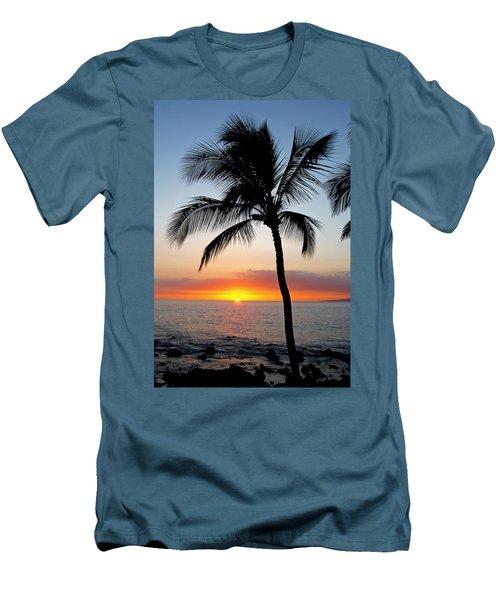 Classic Maui Sunset Men's T-Shirt (Athletic Fit)