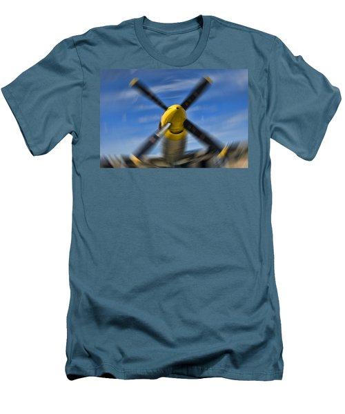 Clear Prop Men's T-Shirt (Athletic Fit)