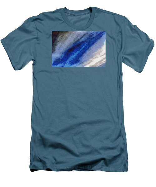 Men's T-Shirt (Slim Fit) featuring the photograph Clouds 11 by Spyder Webb