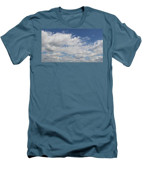 Men's T-Shirt (Athletic Fit) featuring the photograph Clouds 17 by Rod Ismay
