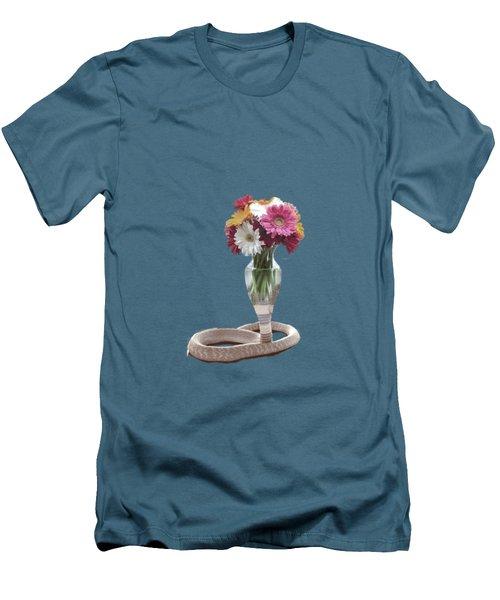 Cobra Vase Men's T-Shirt (Athletic Fit)