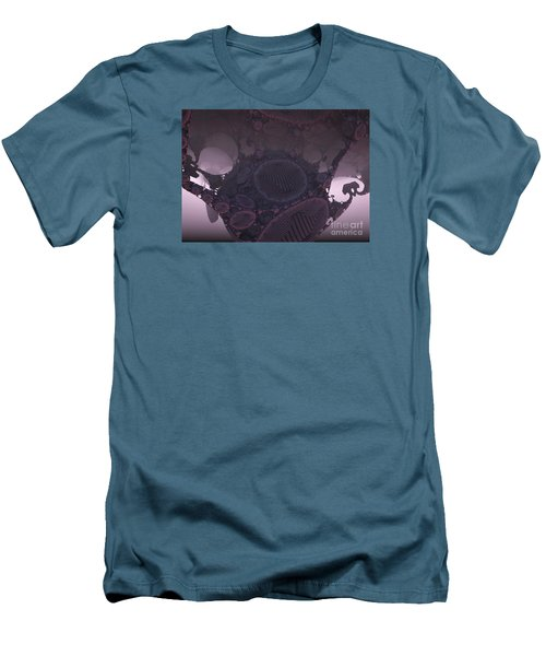 Cocoon Men's T-Shirt (Slim Fit) by Melissa Messick
